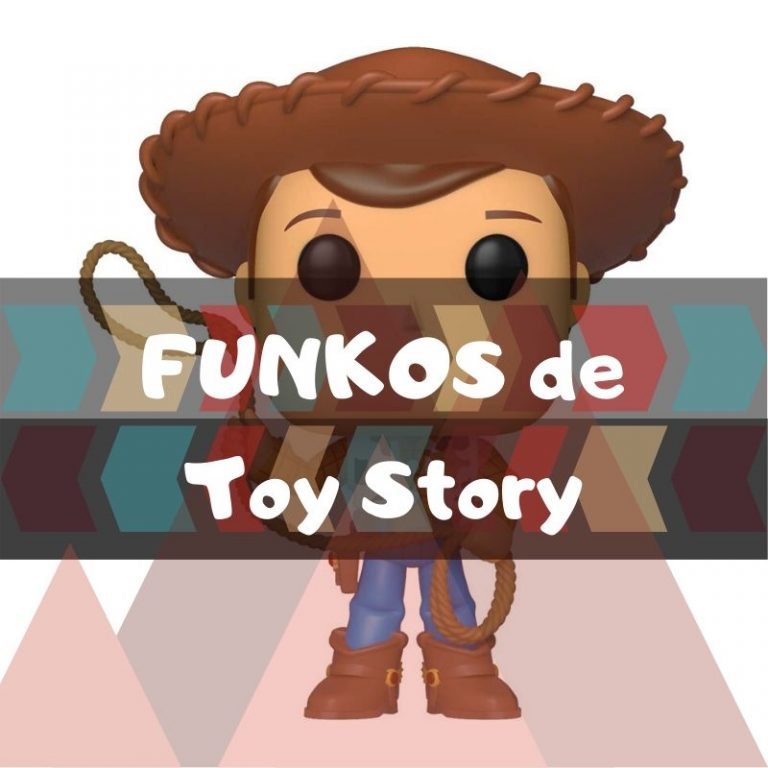 Los mejores funkos POP de Toy Story 1-4