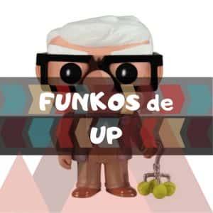 Los mejores FUNKO POP de Disney Pixar de UP