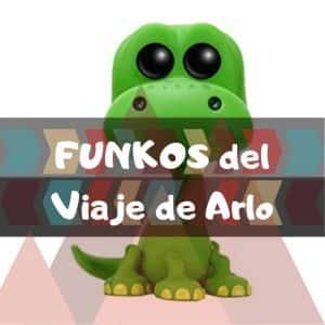 Los mejores FUNKO POP de Disney Pixar del viaje de Arlo