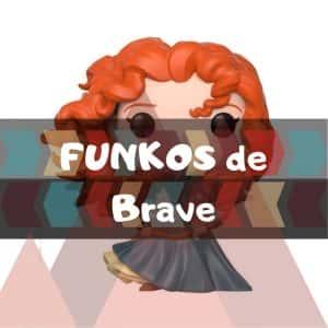 Los mejores FUNKO POP de Disney de Brave