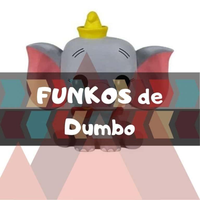 Lee más sobre el artículo Los mejores funkos POP de Dumbo