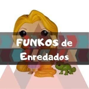 Los mejores FUNKO POP de Disney de Enredados