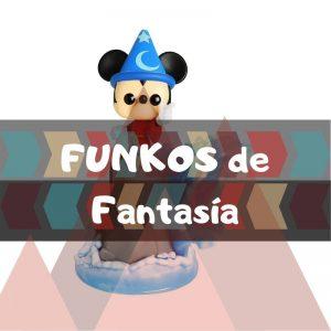 Los mejores FUNKO POP de Disney de Fantasía