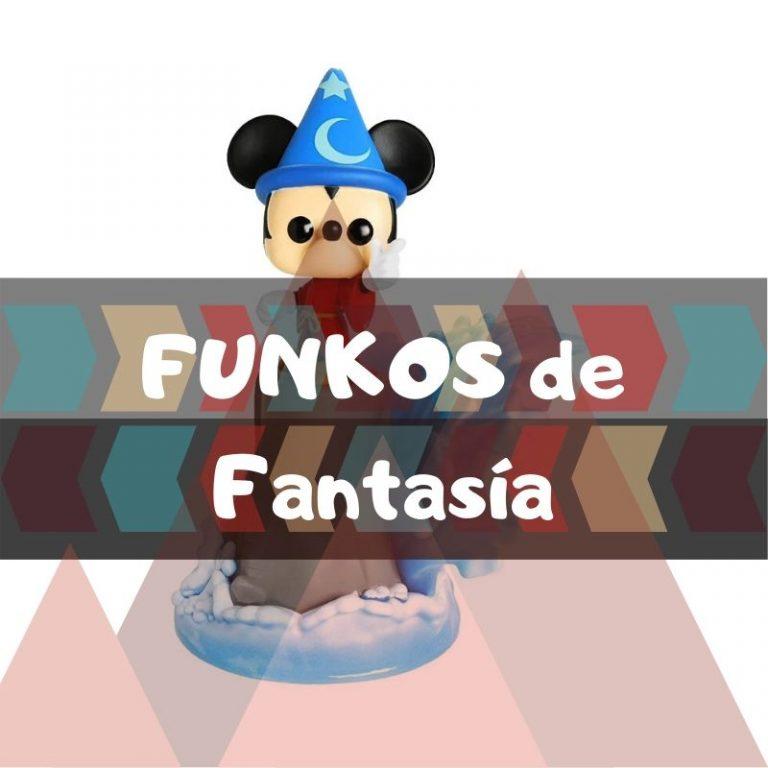 Los mejores funkos POP de Fantasía