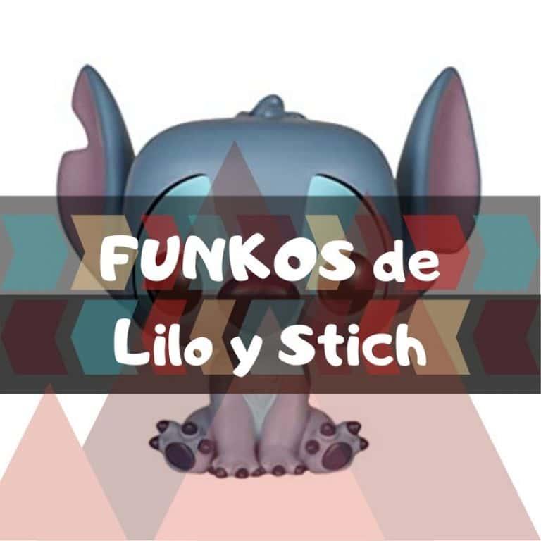 Lee más sobre el artículo Los mejores funkos POP de Lilo y Stich