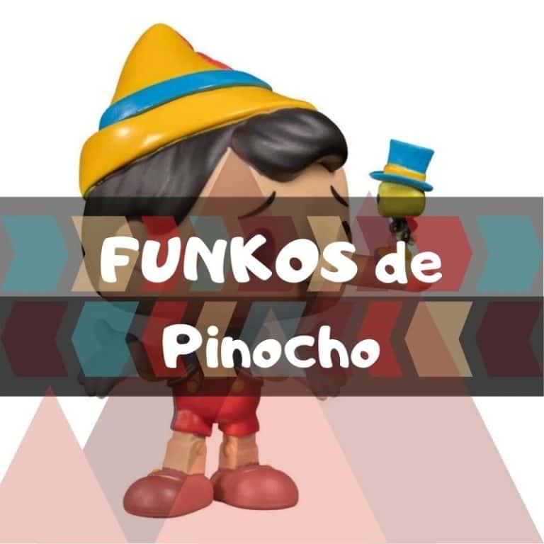 Lee más sobre el artículo Los mejores funkos POP de Pinocho