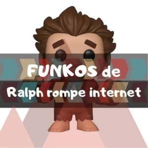 Los mejores FUNKO POP de Disney de Ralph rompe internet y rompe Ralph