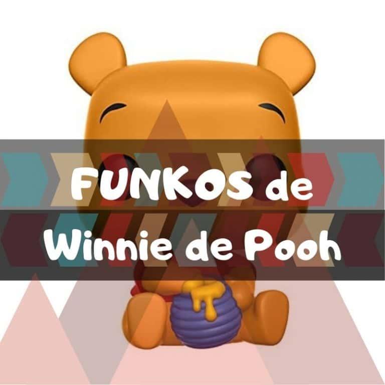 Lee más sobre el artículo Los mejores funkos POP de Winnie de Pooh