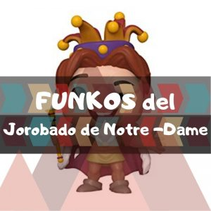 Los mejores FUNKO POP de Disney del Jorobado de Notre-dame