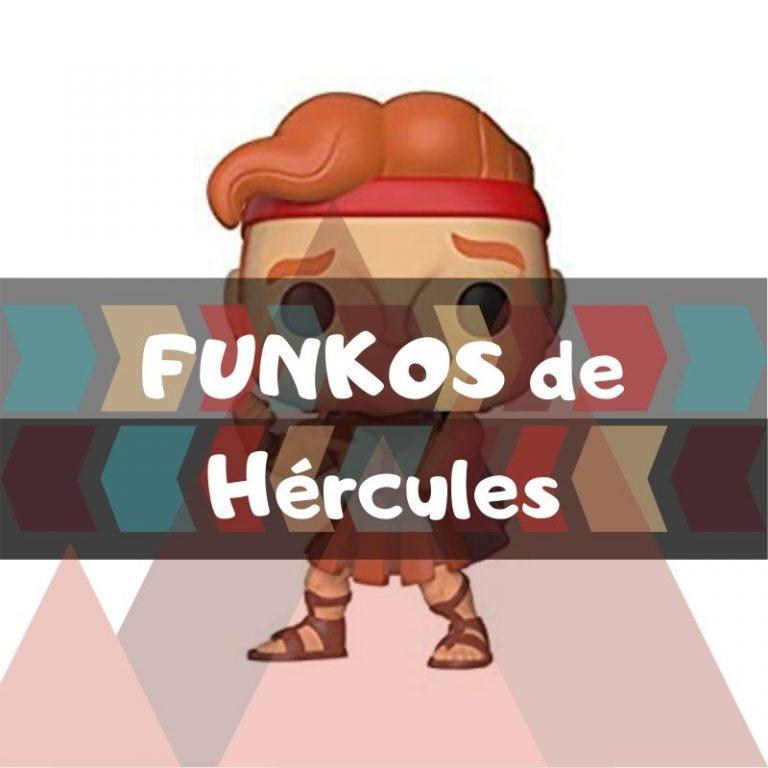 Lee más sobre el artículo Los mejores funkos POP de Hércules