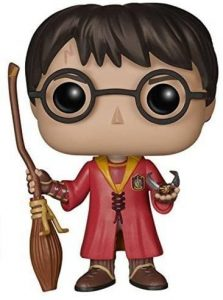 Los mejores FUNKO POP de Harry Potter - Funko de Harry Potter Quidditch
