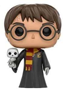 Los mejores FUNKO POP de Harry Potter - Funko de Harry Potter con Hedwig