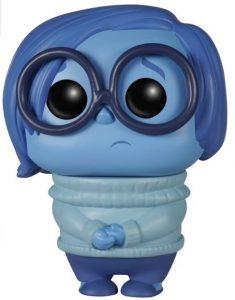 Los mejores FUNKO POP de Inside Out - Funko de Del Revés - Funko de Disney Pixar de Tristeza
