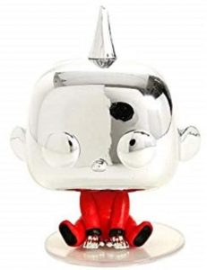 Los mejores FUNKO POP de Los increíbles - Funko de Disney Pixar de Jack Jack cromado