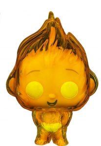 Los mejores FUNKO POP de Los increíbles - Funko de Disney Pixar de Jack Jack de fuego