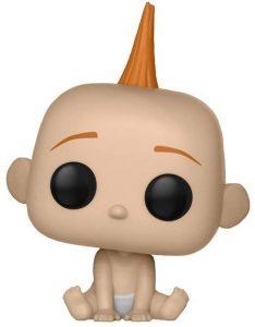 Los mejores FUNKO POP de Los increíbles - Funko de Disney Pixar de Jack Jack en pañales