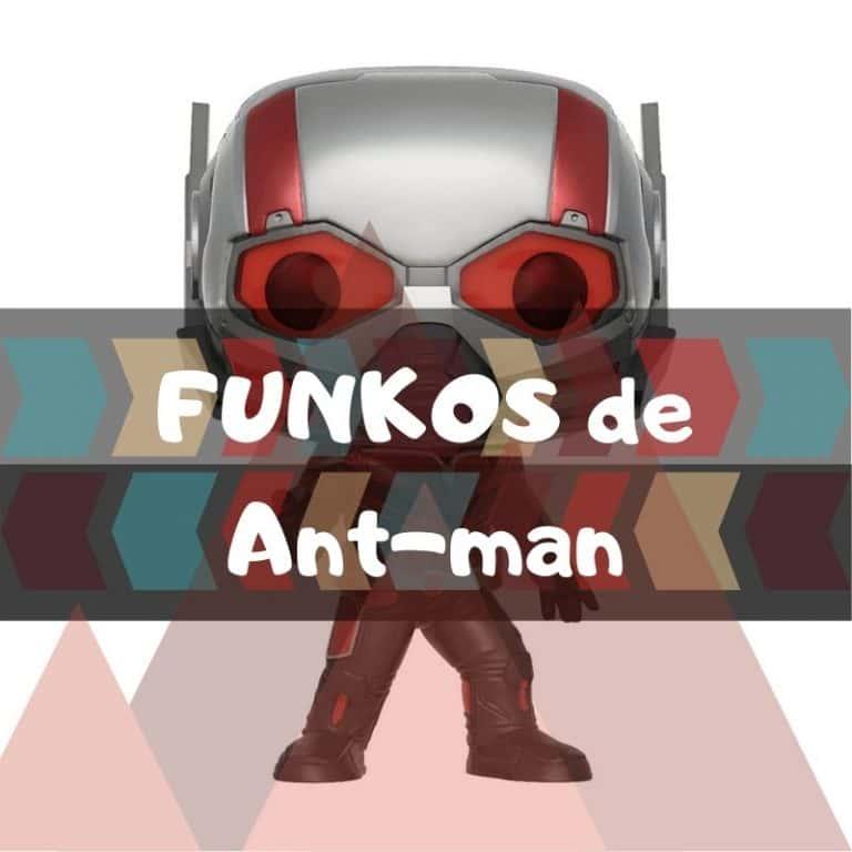Lee más sobre el artículo Los mejores funkos POP de Marvel de Antman