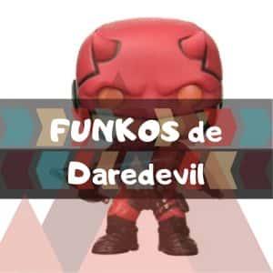 Los mejores FUNKO POP de Marvel Daredevil