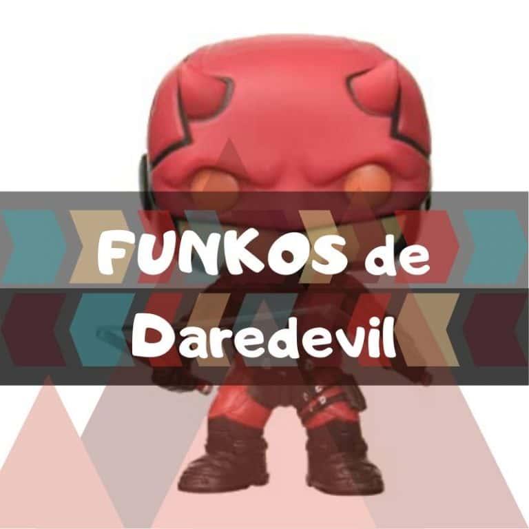 Lee más sobre el artículo Los mejores funkos POP de Marvel de Daredevil