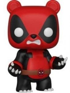 Los mejores FUNKO POP de Marvel Deadpool - Funko de Deadpool Pandapool