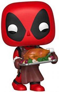 Los mejores FUNKO POP de Marvel Deadpool - Funko de Deadpool acción de gracias