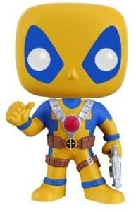 Los mejores FUNKO POP de Marvel Deadpool - Funko de Deadpool amarillo