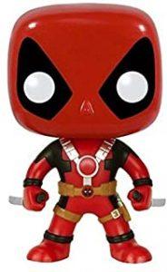 Los mejores FUNKO POP de Marvel Deadpool - Funko de Deadpool clásico