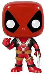 Los mejores FUNKO POP de Marvel Deadpool - Funko de Deadpool clásico 2