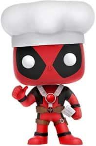 Los mejores FUNKO POP de Marvel Deadpool - Funko de Deadpool cocinero