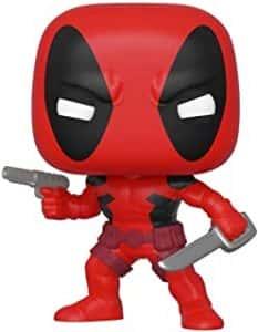 Los mejores FUNKO POP de Marvel Deadpool - Funko de Deadpool enfadado