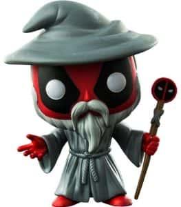 Los mejores FUNKO POP de Marvel Deadpool - Funko de Deadpool mago