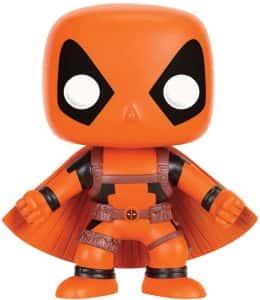 Los mejores FUNKO POP de Marvel Deadpool - Funko de Deadpool naranja