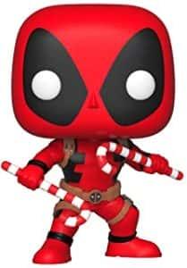 Los mejores FUNKO POP de Marvel Deadpool - Funko de Deadpool navidad