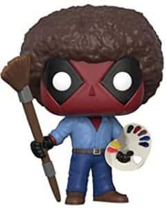Los mejores FUNKO POP de Marvel Deadpool - Funko de Deadpool pintor