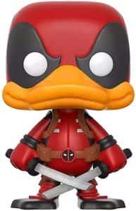 Los mejores FUNKO POP de Marvel Deadpool - Funko de Deadpool the duck
