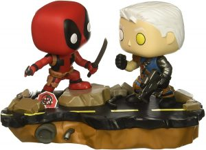 Los mejores FUNKO POP de Marvel Deadpool - Funko de Deadpool vs Cable