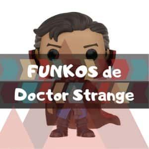 Los mejores FUNKO POP de Marvel Doctor Strange
