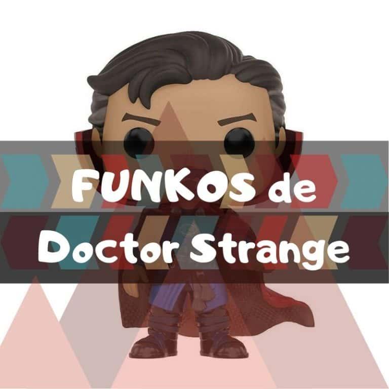 Lee más sobre el artículo Los mejores funkos POP de Marvel de Doctor Extraño