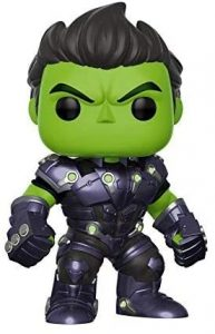 Los mejores FUNKO POP de Marvel - Funko Hulk - Funko de Hulk Marvel Future Fight