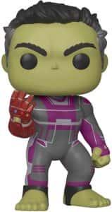Los mejores FUNKO POP de Marvel - Funko Hulk - Funko de Hulk chasquido
