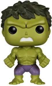 Los mejores FUNKO POP de Marvel - Funko Hulk - Funko de Hulk en Age of Ultron