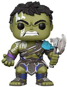 Los mejores FUNKO POP de Marvel - Funko Hulk - Funko de Hulk en Thor Ragnarok