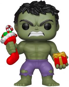 Los mejores FUNKO POP de Marvel - Funko Hulk - Funko de Hulk navidad