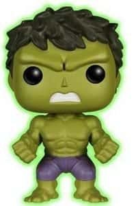 Los mejores FUNKO POP de Marvel - Funko Hulk - Funko de Hulk oscuridad