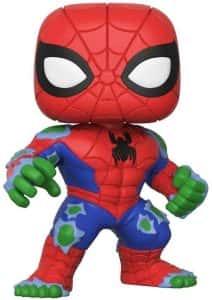 Los mejores FUNKO POP de Marvel - Funko Hulk - Funko de Hulk spiderman de 15 cm