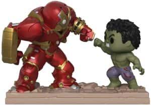 Los mejores FUNKO POP de Marvel - Funko Hulk - Funko de Hulk vs Hulkbuster