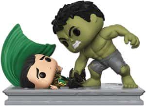 Los mejores FUNKO POP de Marvel - Funko Hulk - Funko de Hulk vs Loki