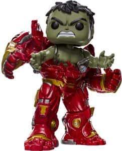 Los mejores FUNKO POP de Marvel - Funko Hulk - Funko de Hulkbuster con Hulk