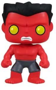 Los mejores FUNKO POP de Marvel - Funko Hulk - Funko de Red Hulk