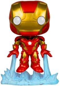 Los mejores FUNKO POP de Marvel - Funko Iron man - Funko de Iron man 43